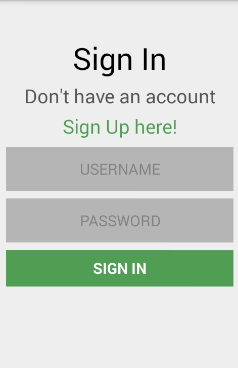 login android