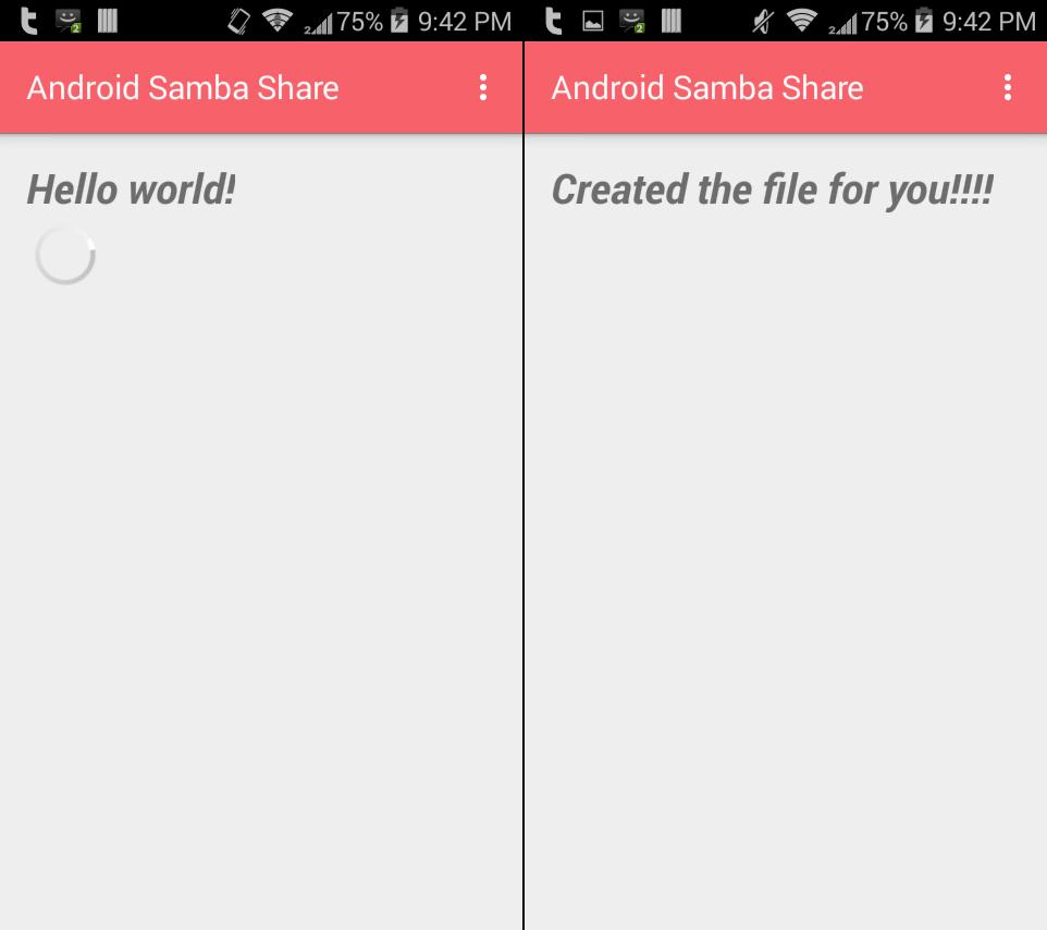 android samba share copying files 1