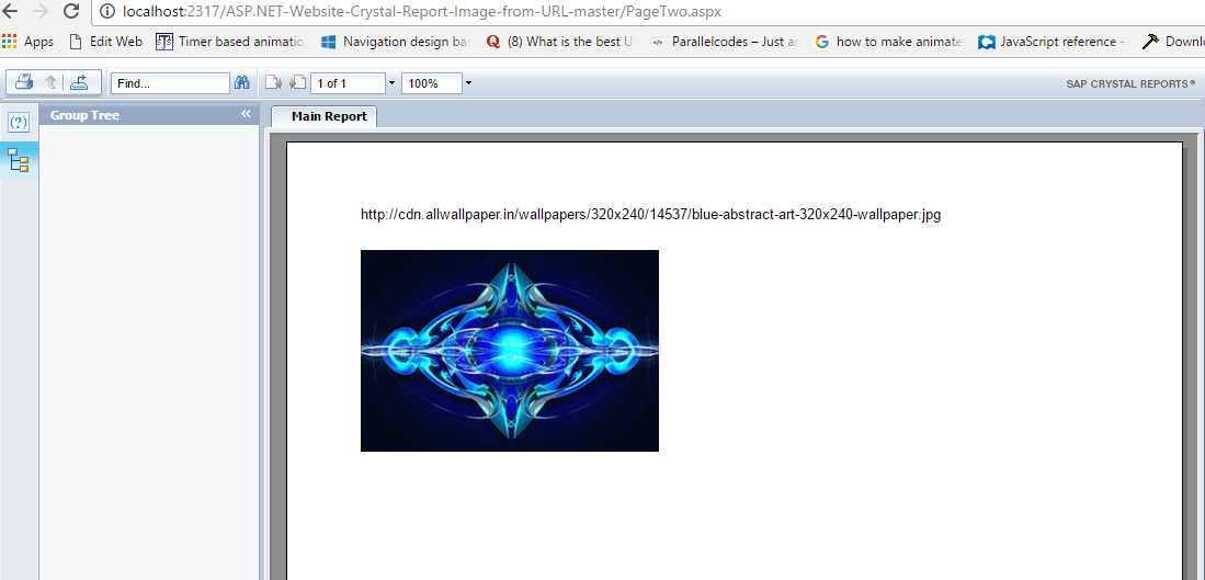 ASP.NET Crystal Report Image from Path 4