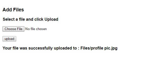 ASP.NET File Upload control - Browser