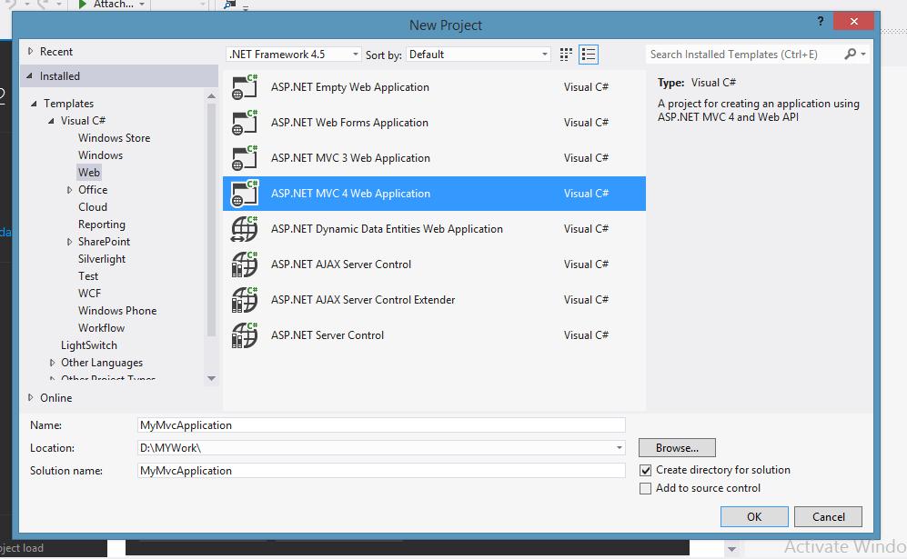 ASP.NET MVC Controllers