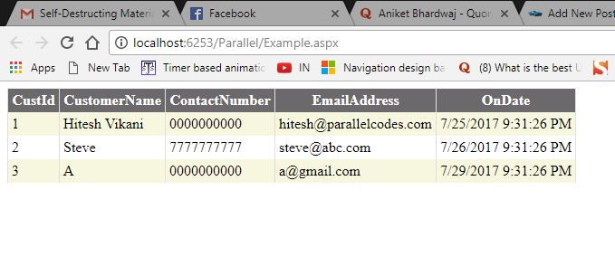 C# Filter DataTable by Date 03