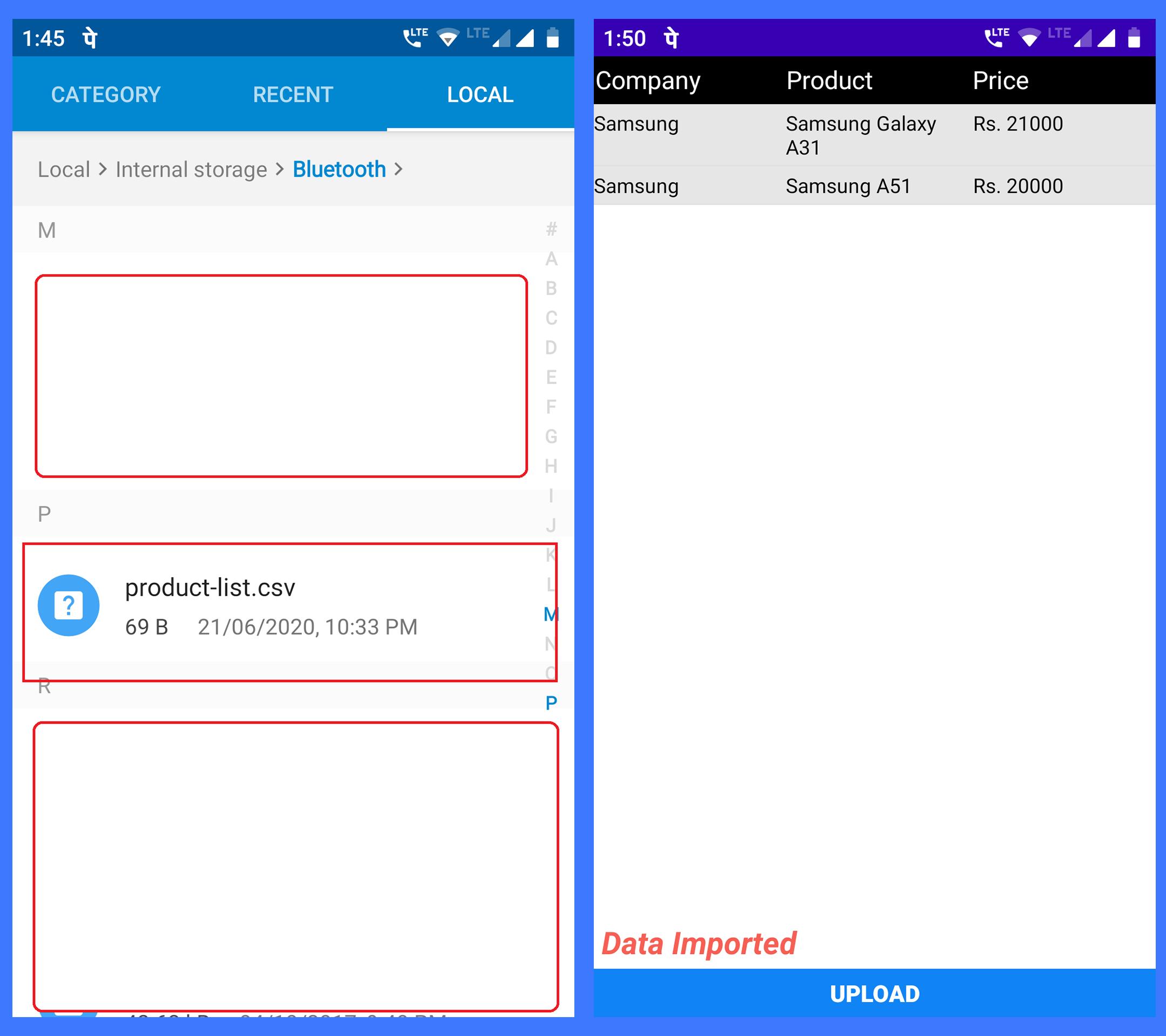 android-sqlite-import-csv-file