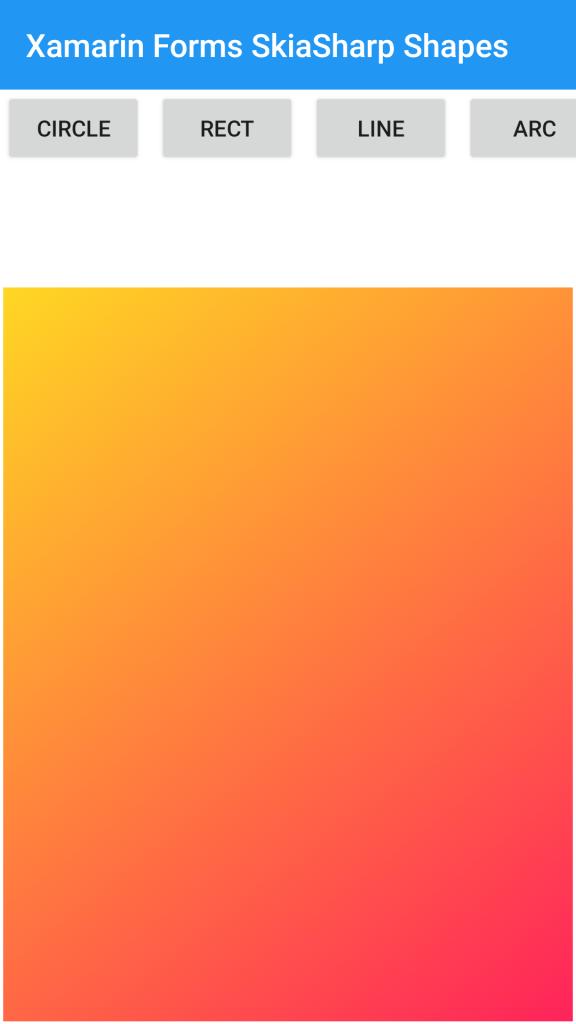 Rectangle-Xamarin-Forms-SkiaSharp-Shape